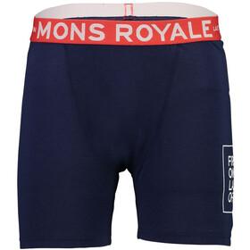 Mons Royale Hold 'em Boxer Herr navy